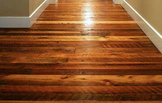 Boards and beams reclaimed wide plank flooring recycled for Tobacco pine flooring
