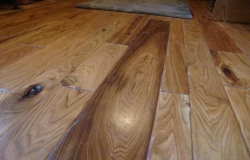 Boards beams wide plank flooring hardwood oak
